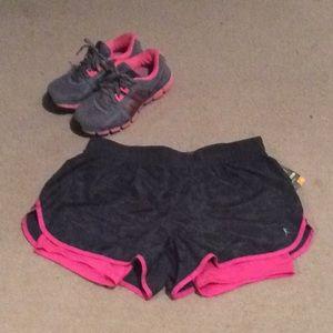 Danskin Now Running Shorts